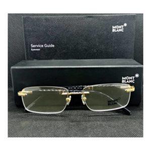Mont blanc Rimless glasses