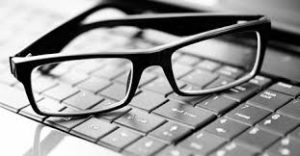 wear computer glasses