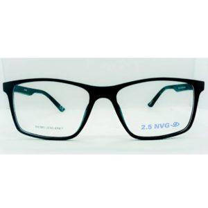 Men rectangle glasses